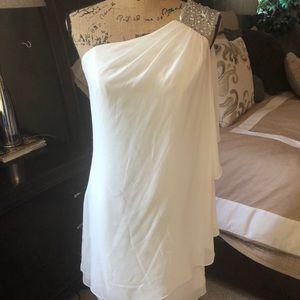 Great Grecian Style Mini Dress